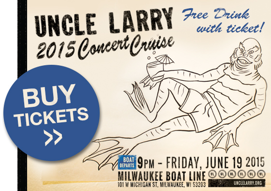 2015 Uncle Larry Concert Cruise